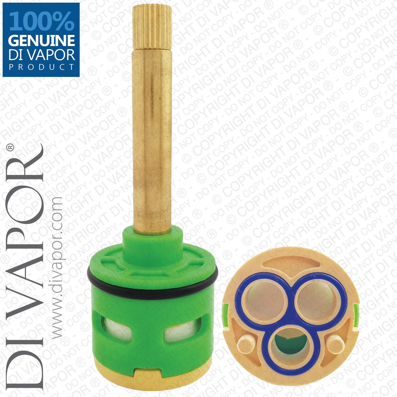 91mm 3 Way Diverter Cartridge 33mm Barrel Diameter With