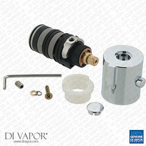 Vado DGS-RETROFIT/E1 Retrofit Kit Including Cartridge, Handle and Thermostop for DGS-149-1/2 Valves