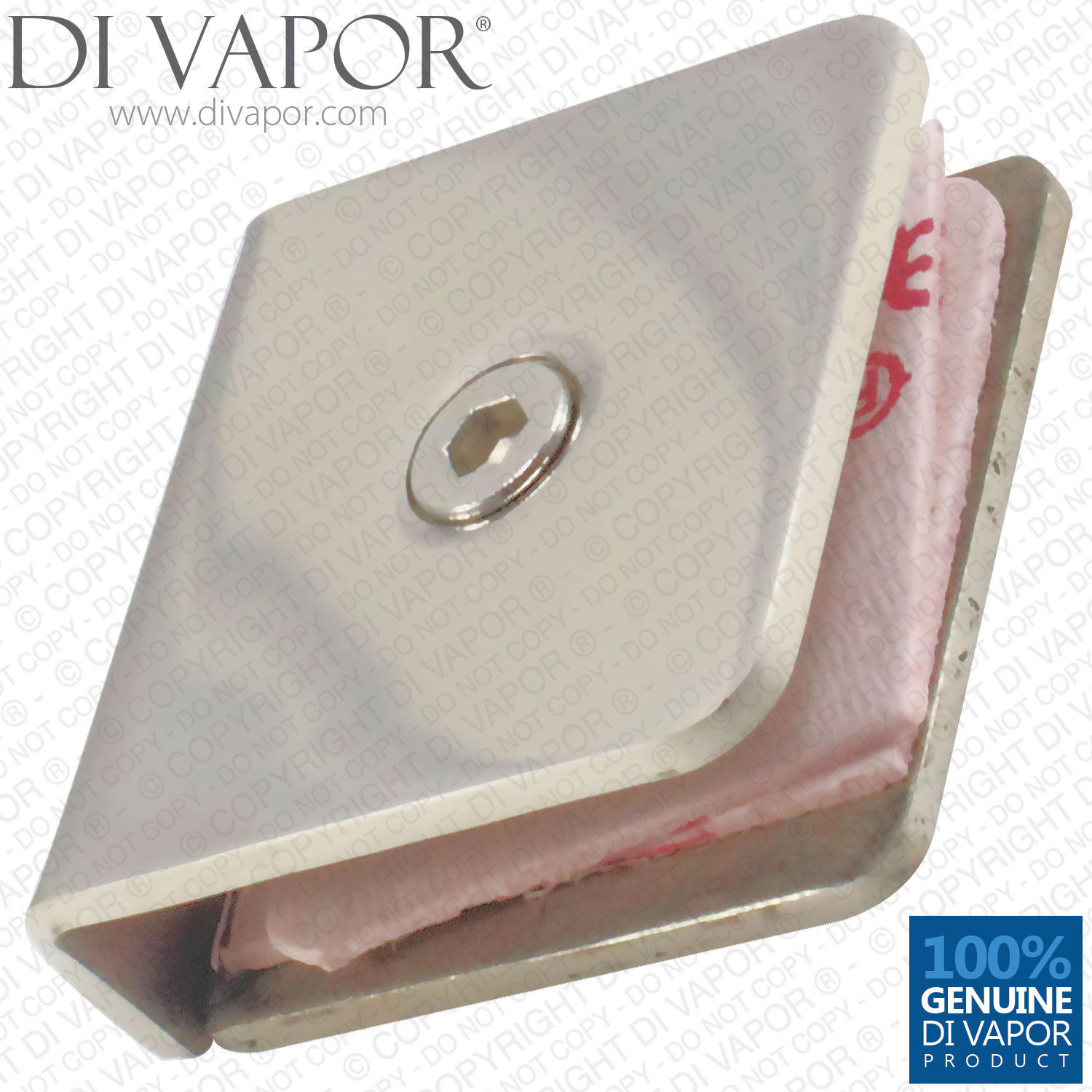 Di Vapor Glass Clamp Bracket For Shower Panel Or