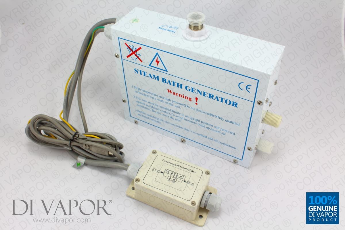 PS001 2kw Steam Generator (Profile 2)