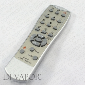 K09 Steam Shower Remote Control