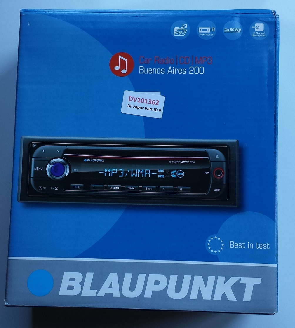 blaupunkt radio cd mp3 buenos aires 200 for infrared sauna. Black Bedroom Furniture Sets. Home Design Ideas