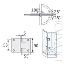 Cheap Bathrooms Pacific Bar Mixer Shower 19420 P also 4 in addition Moen 100679 Lavatory Conversion Kit Knob To Lever Handle besides Mira 1736705 Agile Pronta Lever Control Assembly also Fresca Platinum Parina Widespread Mount Bathroom Vanity Faucet Chrome. on steam bath shower enclosures