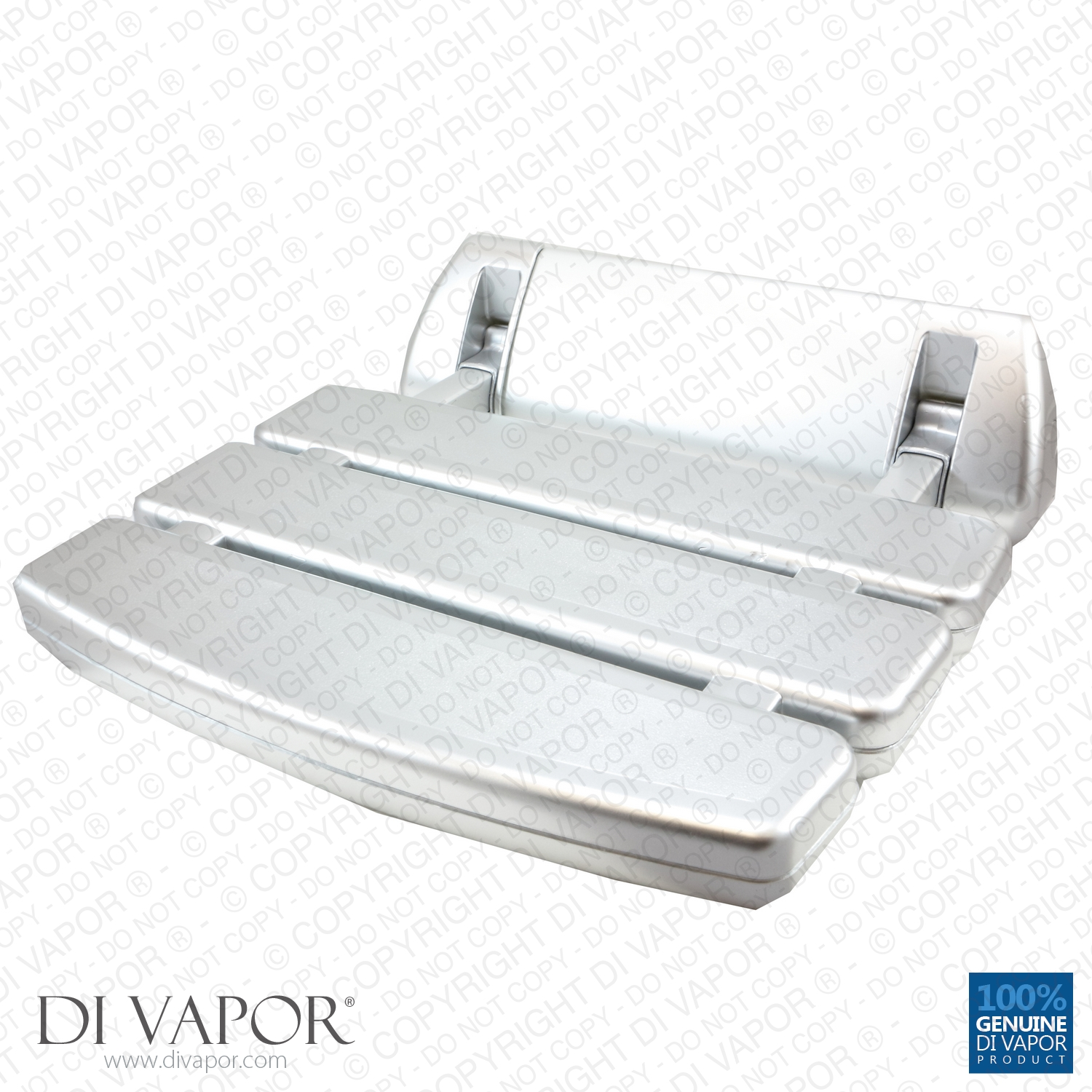 Wall Mounted Folding Up Shower Seat | ABS Aluminium