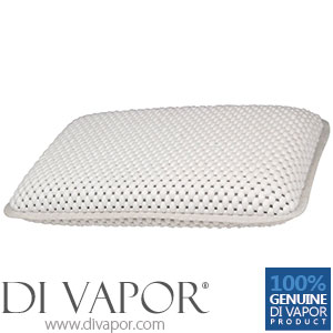 Bath Pillow | Di Vapor Waterproof Bath and Spa Pillow with Strong Suction Cups