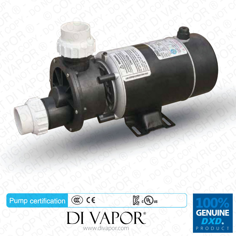Dxd 1a 1 0hp water pump for hot tub spa for Hot tub pumps and motors