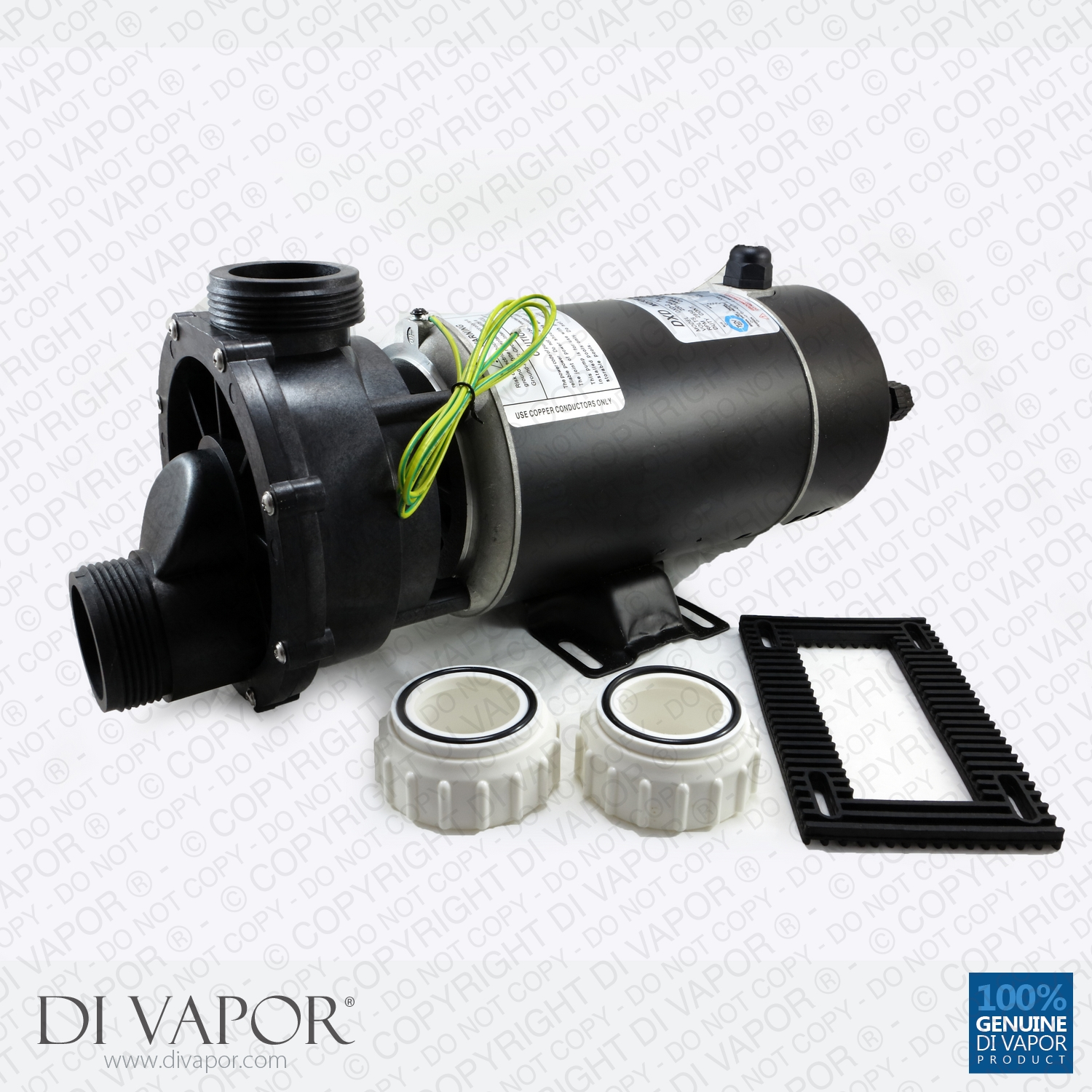 Dxd 2a 1 5hp water pump for hot tub spa for Jacuzzi tub pump motor
