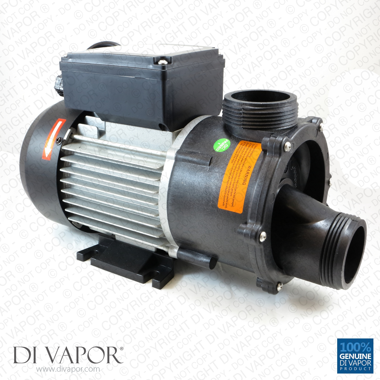 Dxd 310b 1 0hp Water Pump For Hot Tub Spa