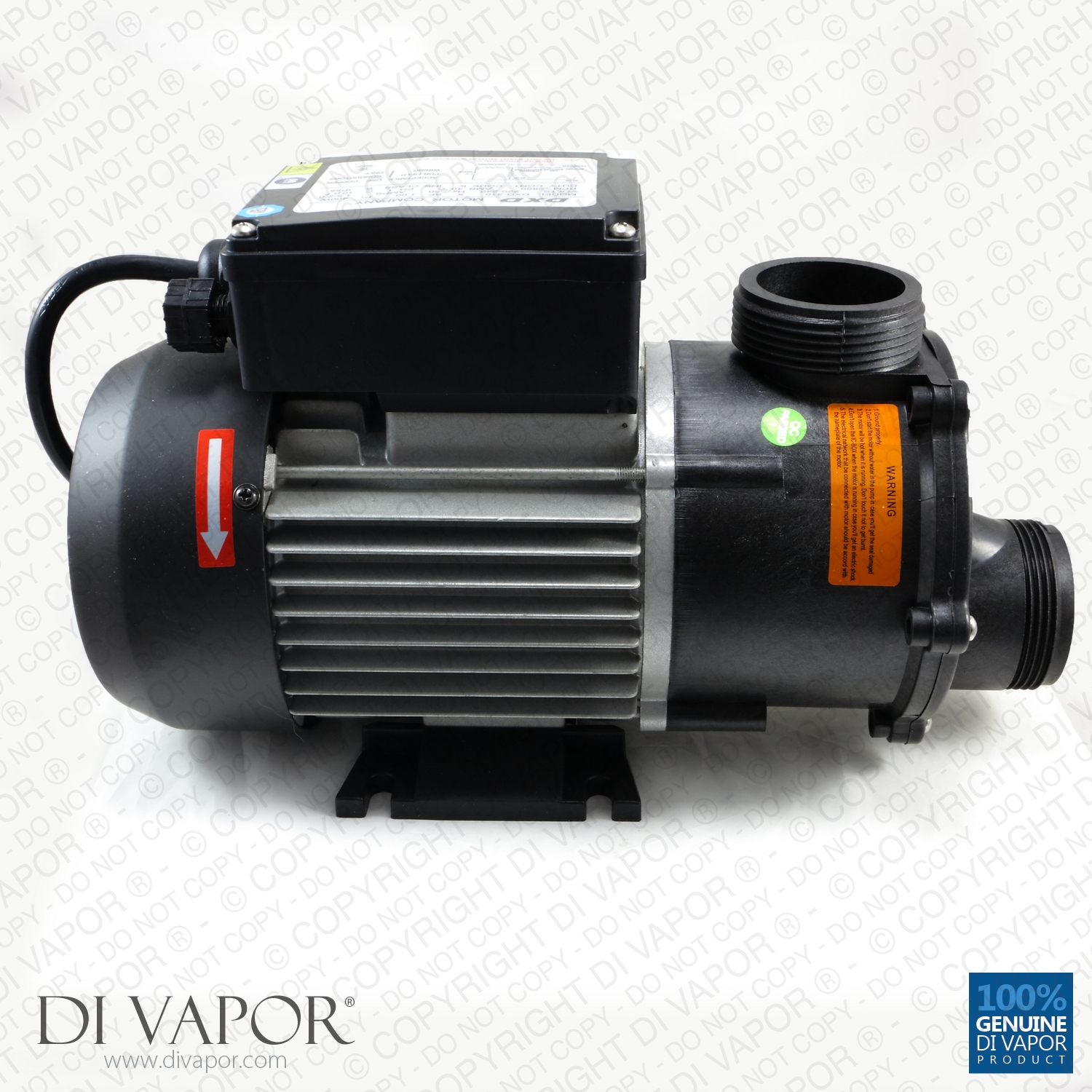 Dxd 310x 0 40kw 0 5hp Water Pump For Hot Tub Spa