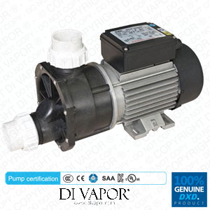 DXD 315A 1.10kW 1.5HP 4.0-5.0A Water Pump for Hot Tub | Spa | Whirlpool Bath