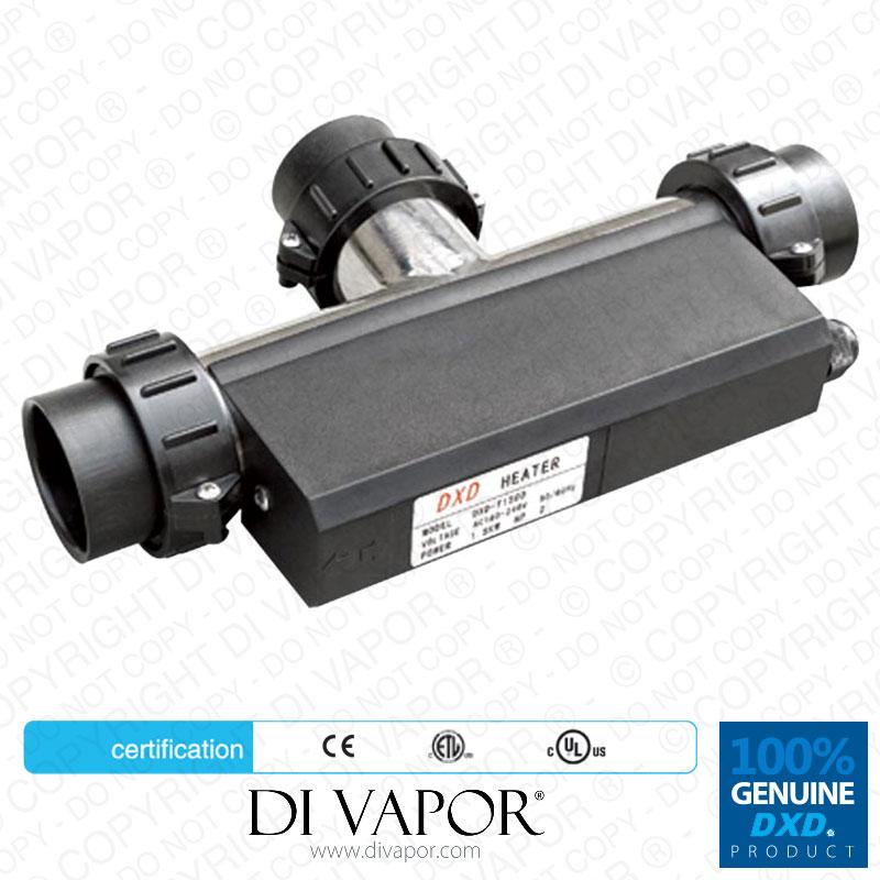 DXD SDP 1500T 1,5 KW Strom Wasser Heizung Für Whirlpool | Wellness |  Whirlpool Badewanne | Pool