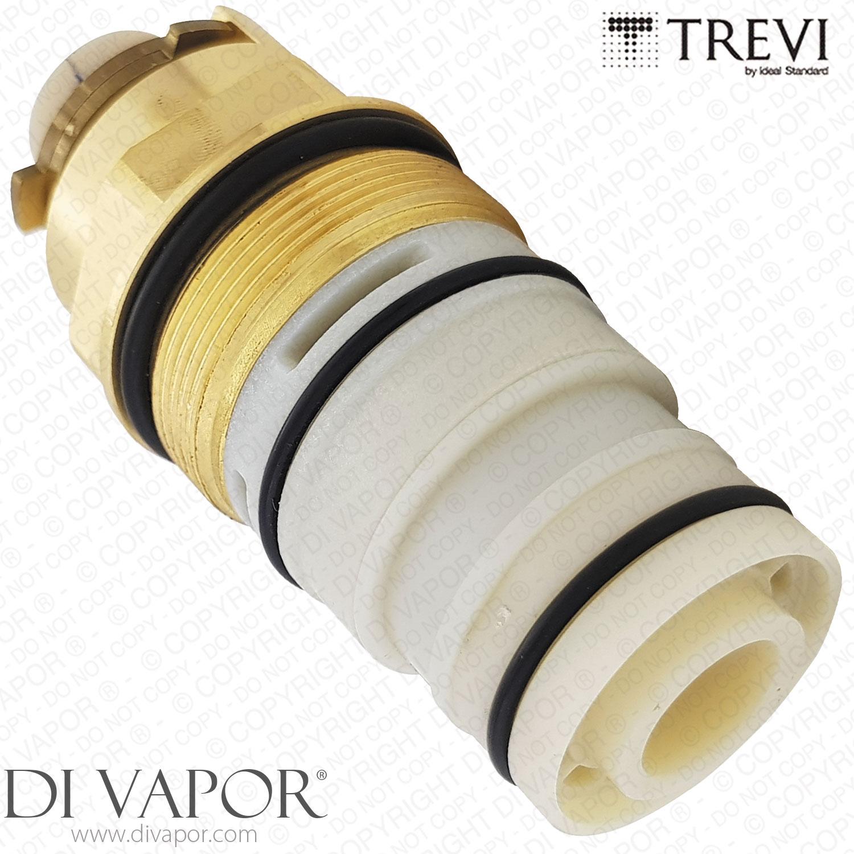 Trevi E960575nu Thermostatic Cartridge For S7449 Armitage