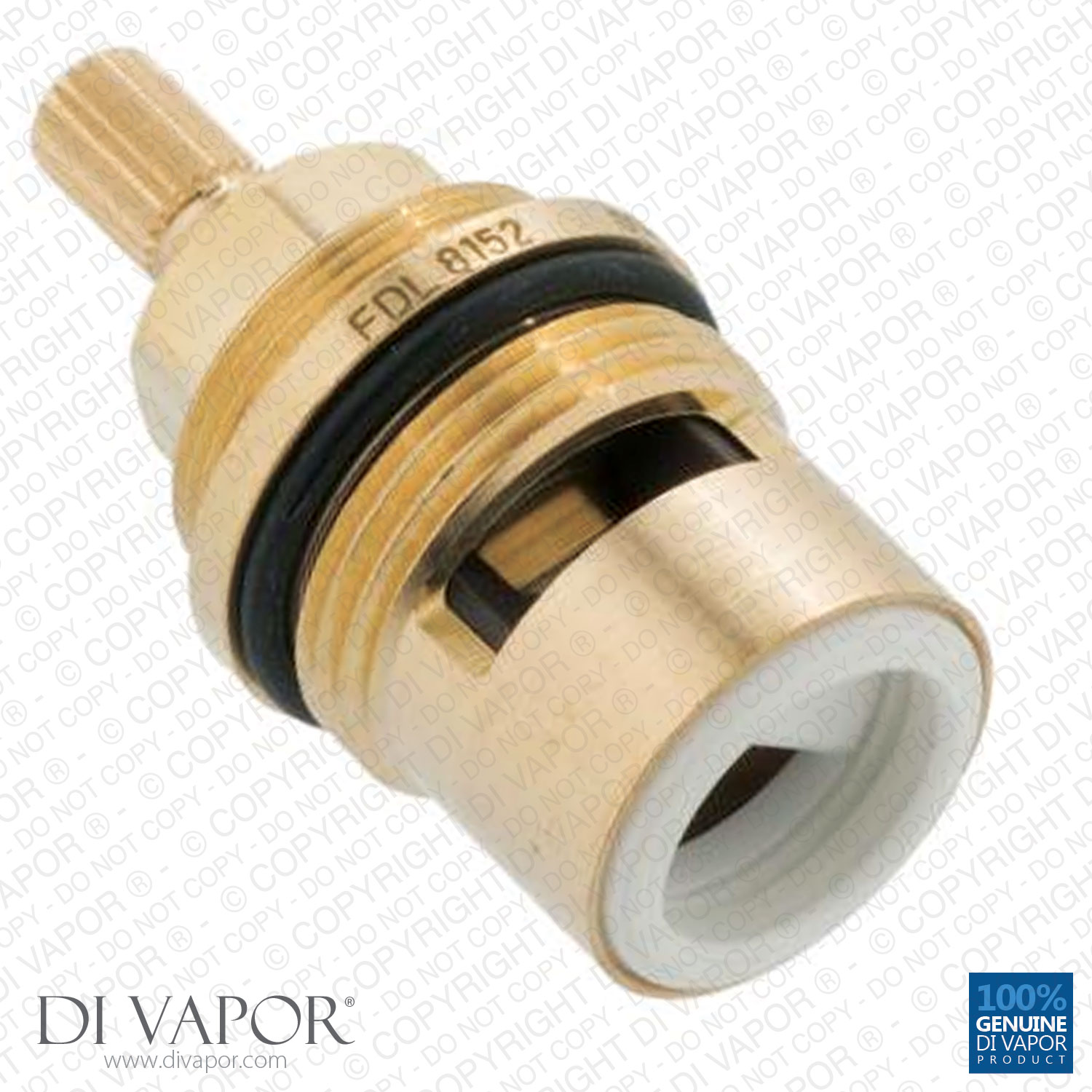 Good Eurobath On / Off Flow Cartridge For Shower Mixer Valves
