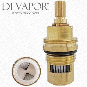 Fantini Flow Cartridge Clockwise Open