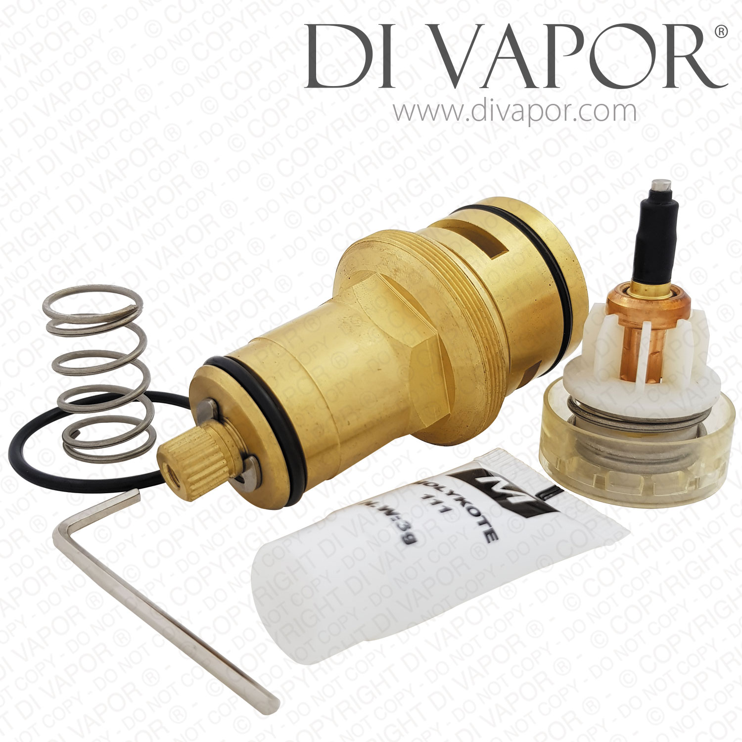 Faucets Thermostatic Shower Valve Cartridge