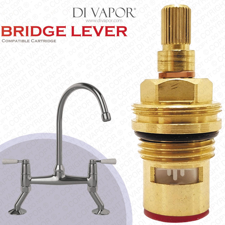 Pleasing Details About Franke Bridge Lever 1427R H Kitchen Tap Valve 133 0194 088 Compatible Hot Side Download Free Architecture Designs Scobabritishbridgeorg
