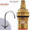 Franke Helena SP3984-H / S1048 / 3038R-H Kitchen Tap Valve Cartridge (133.0358.191) - 20 Teeth Splin