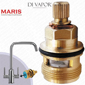 Franke Maris 3794R-C Tap Valve Cartridge - Cold Side (133.0358.055) - SP3308 / SP3794 / 115.0158.976 Compatible Cartridge