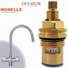 Franke Moselle SP3819-C Kitchen Tap Valve - 20 Teeth Spline - Cold Side - 133.0440.351 & 133.0358.05