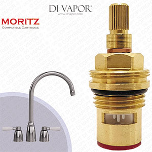 Franke Moritz 3561R-H Tap Hot Valve Cartridge (133.0194.089) - 1427R / 133.0438.154 Compatible Cartr