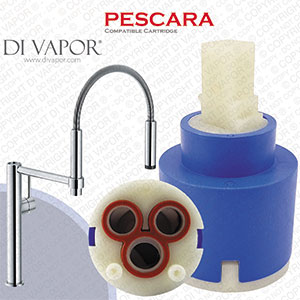 Franke Pescara 35mm Single Lever Kitchen Tap Cartridge Compatible Replacement (for all Pescara Taps)