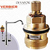 Franke Verbier SP3794-H / 3308R-H Hot Tap Valve Cartridge - 133.0358.053 / 133.0150.220 Compatible Kitchen Tap Cartridge