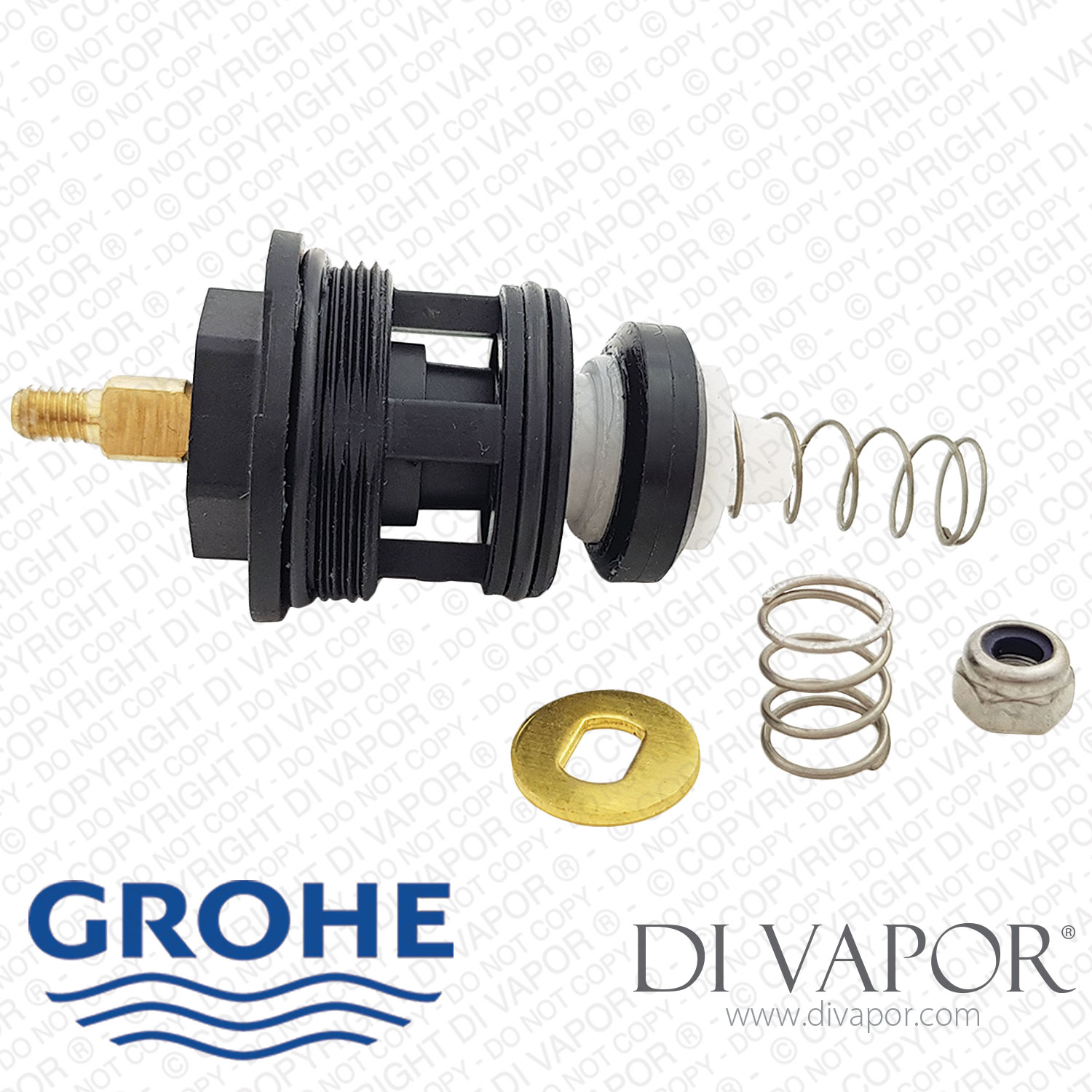 Grohe Shower Bath Diverter Cartridge
