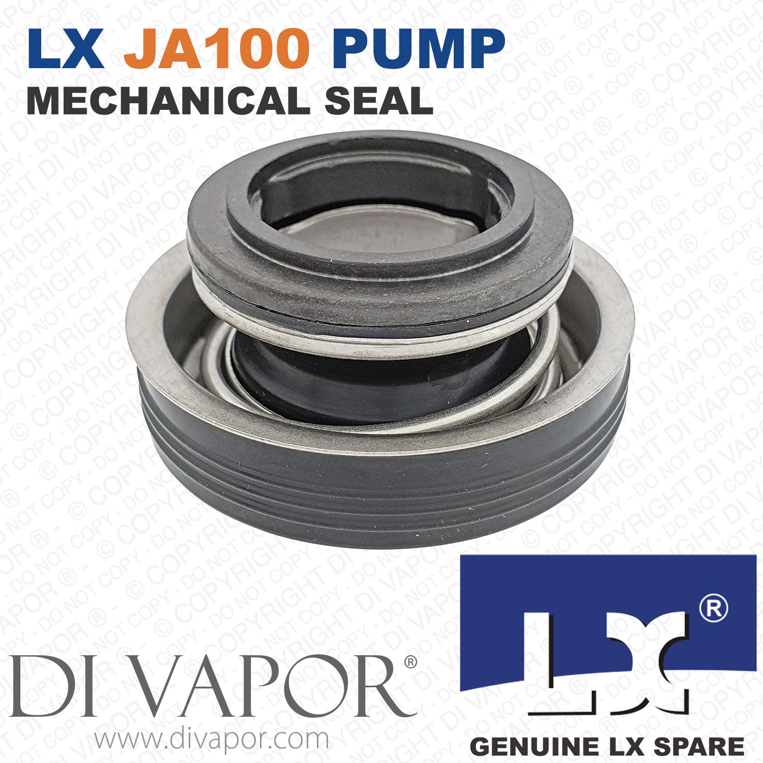 LX JA100 Pump Mechanical Seal Spare