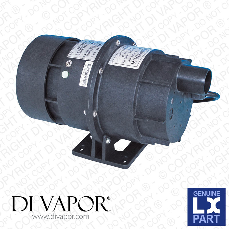 Lx Ap200 V1 Air Blower Pump 1 Hp 200w Hot Tub Spa Whirlpool Bath 220v 50hz