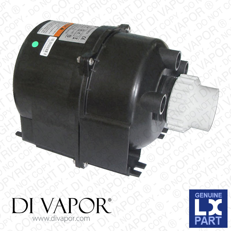 LX APR800 V1 Pump 1 HP | (With Heater) 700W + 180W | Hot Tub | Spa | Whirlpool Bath | Air Blower Pum