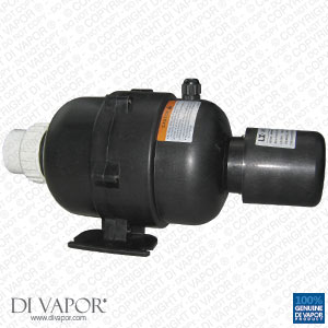 LX APW700 V1 Pump 1 HP | (With Heater) 700W + 180W | Hot Tub | Spa | Whirlpool Bath | Air Blower Pump | 220V/50Hz/60Hz