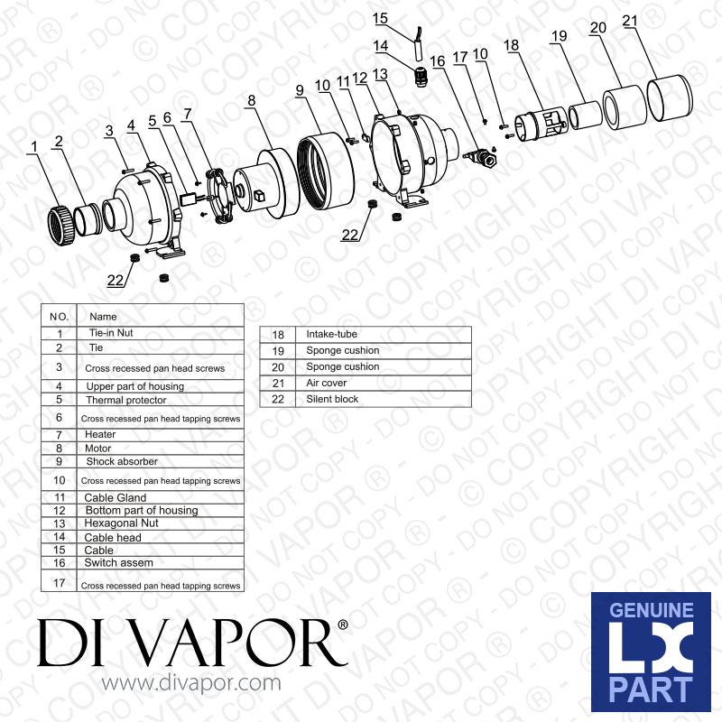 lx apw400 v2