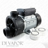 LX DH 1.0 Water Pump 1 HP - Profile Photograph
