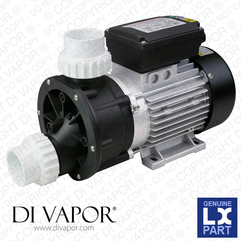 LX JA50 Pump 0.5 HP | Hot Tub | Spa | Whirlpool Bath | Water Circulation Pump | 220V/50Hz | 2.0 Amps