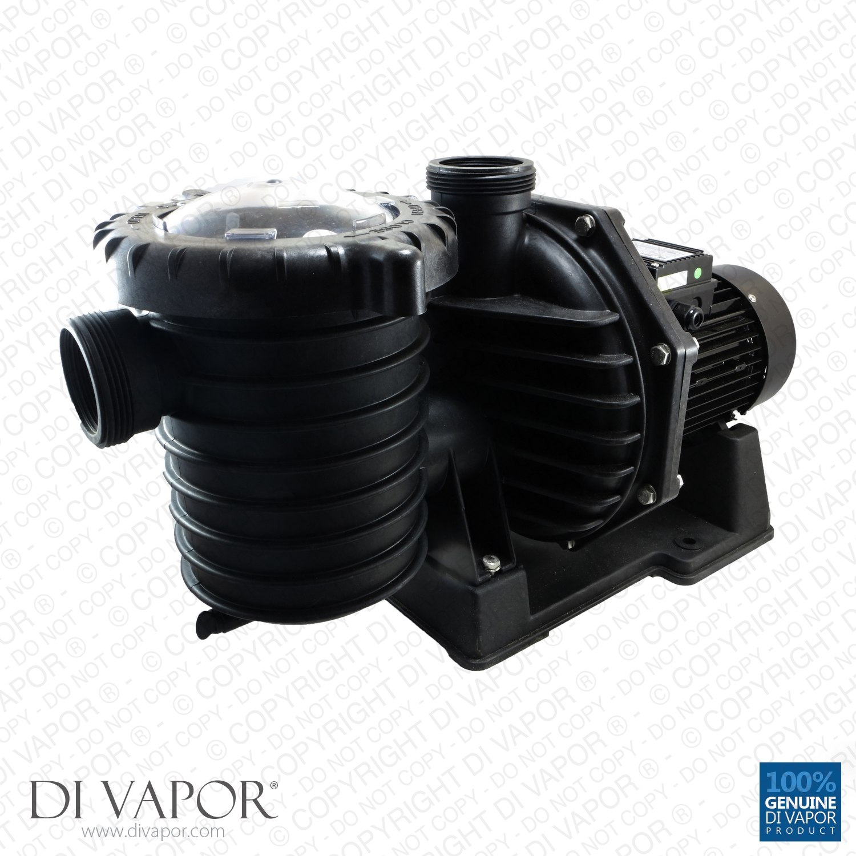 Swimming Pool Pumps : Lx scpb t pump hp swimming pool v hz