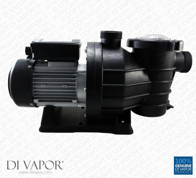 Lx Smp50 Pump 0 5 Hp Swimming Pool Pump 230v 50hz 2