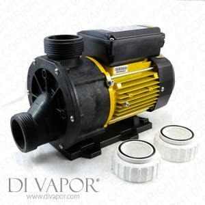 LX TDA35 Pump 0.35 HP | Hot Tub | Spa | Whirlpool Bath | Water Circulation Pump | 220V/50Hz | 1.6 Amps