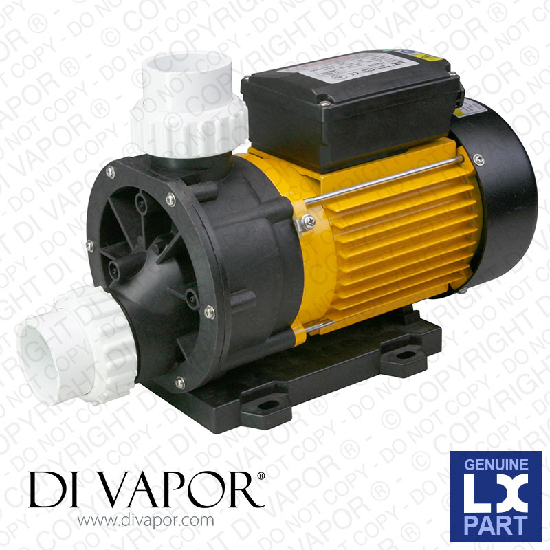 LX TDA75 Pump 0.75 HP | Hot Tub | Spa | Whirlpool Bath | Water Circulation Pump | 220V/50Hz | 3.2 Amps