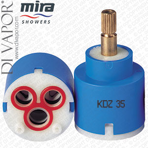 Mira 1836.170 Flow Cartridge for Atom Coda ERD H05b MK3 Valves