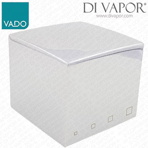 Vado MIX-1/FLOW-C/P Flow / Diverter Control Handle for MIX-148C/3-C/P Shower Mixer Valve