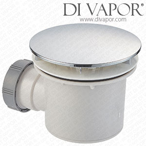 Macdee Wirquin Shower Waste Trap 90mm Diameter - MW-240309