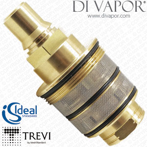 S960134NU Ideal Standard Trevi Thermostatic Cartridge (3/4 Inch) for Trevi Therm Post 1997 | CTV | TT | Traditional | Ascari | Alchemy | Sandringham | Serensis | Attitude | Sottini etc. Shower Valves