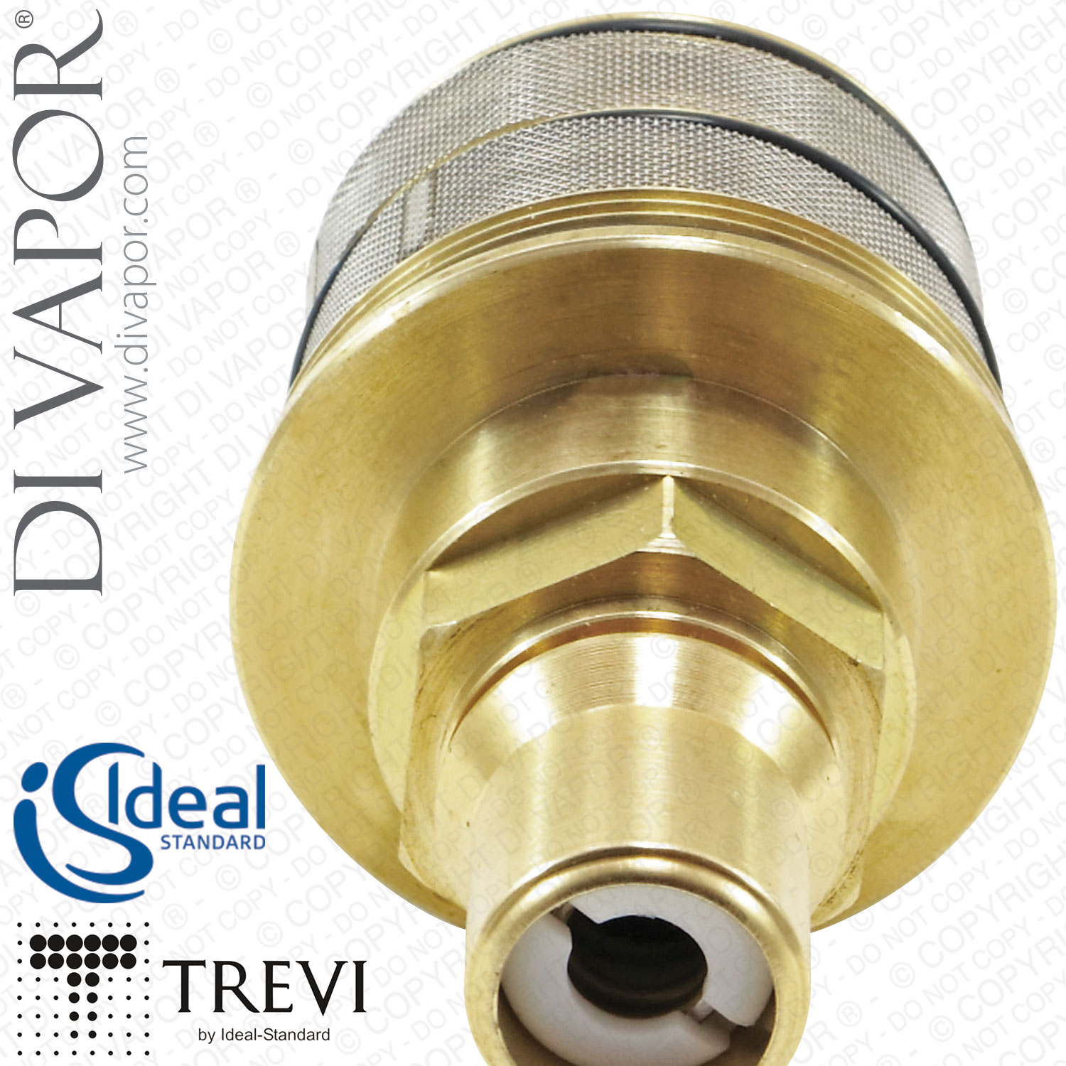 Trevi S960134nu Thermostatic Cartridge For Trevi Therm