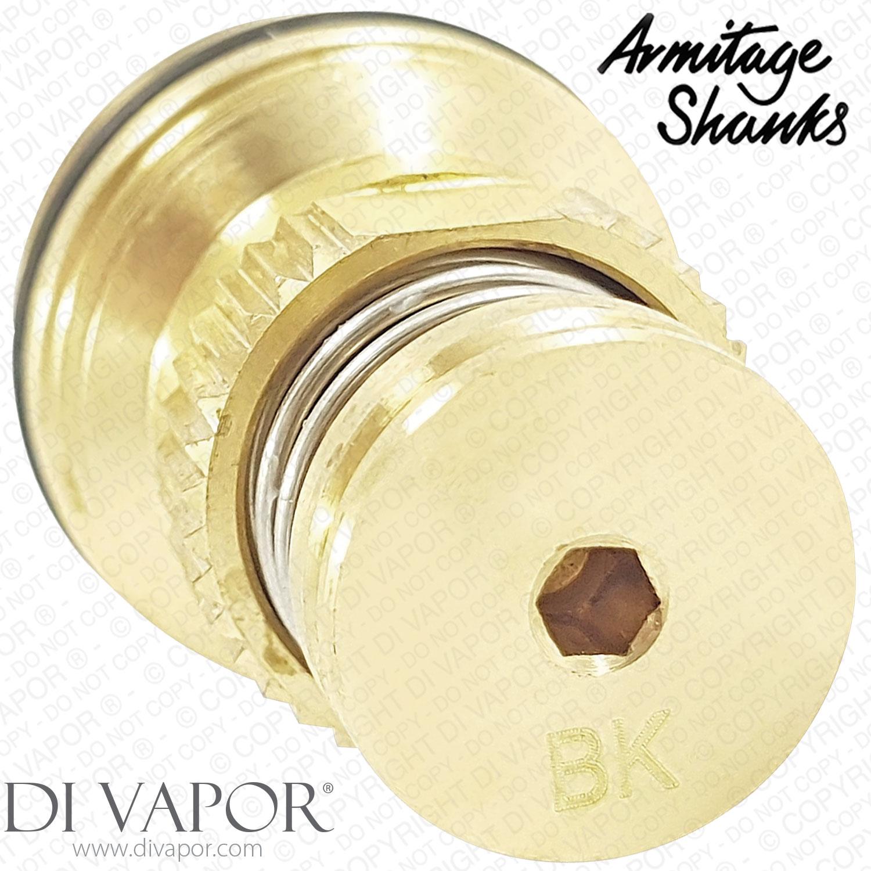 S960171aa Armitage Shanks Avon Valve Metering Cap Self