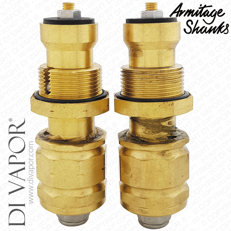 Armitage Shanks S961155nu 1 2 Quot Ceramic Disc Flow Cartridge