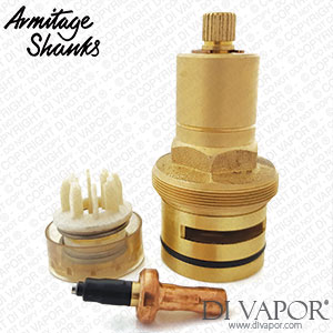 Armitage Shanks S961165NU  Thermostatic Cartridge Internal Assembly for Lever Action do8 Valves