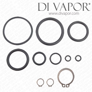 O-Ring and Circlip Kit for SASF2 Thermostatic Cartridge