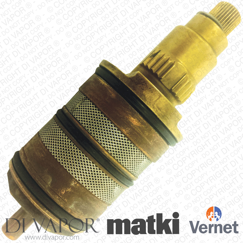 Matki Sb1222 Thermostatic Cartridge For Swadling