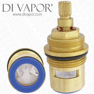 Shower Valve Flow Cartridge Base Anti-Clockwise Close