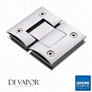 Glass door hinges spares for Solid glass shower doors